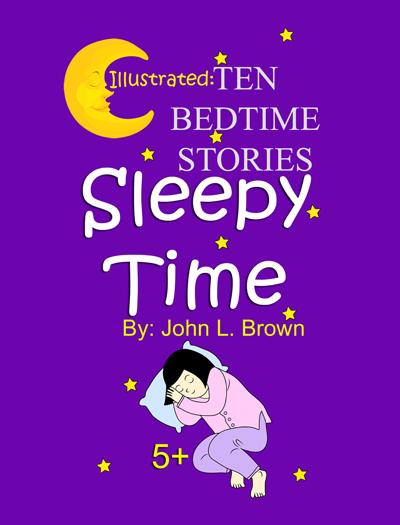 Sleepy Time Book